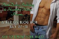 A Hero's Blog Hop