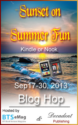 Sunset on Summer Fun Blog Hop!