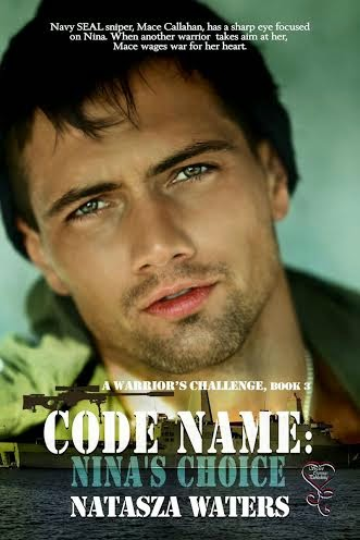 Cover Reveal – Code Name: Nina's Choice