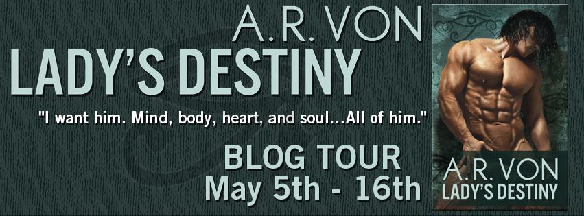 Lady's Destiny Blog Tour