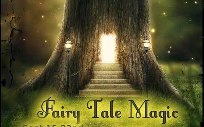 Fairytale Magic Blog Hop!