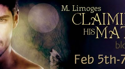 Claiming His Mate – M. Limoges