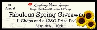 Fabulous Spring Giveaway!