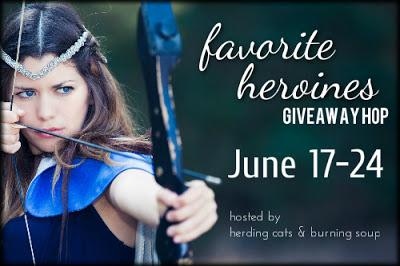 Favorite Heroines Giveaway Hop!