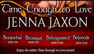 Cover Reveal: Time Enough to Love!