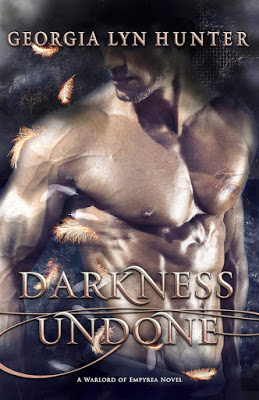 Darkness Undone by Georgia Lyn Hunter