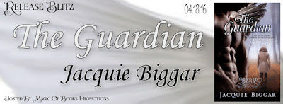 The Guardian, a Paranormal Romantic Suspense by Jacquie Biggar