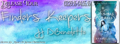 JJ DiBenedetto's Latest Release: Finders Keepers