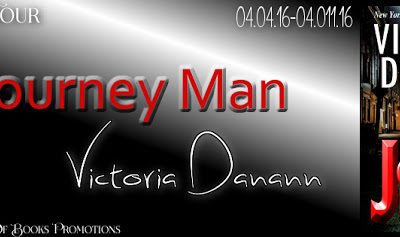 Victoria Danann and her Journey Man!