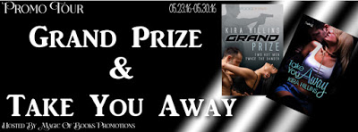 Grand Prize, an #EroticSuspense by Kira Hillins