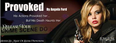 Provoked by Angela Ford  #romanticthriller