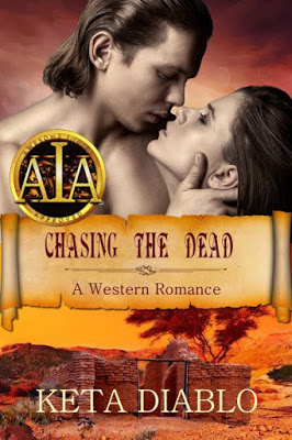 Chasing the Dead #cowboy #paranormal #RomanticIdea