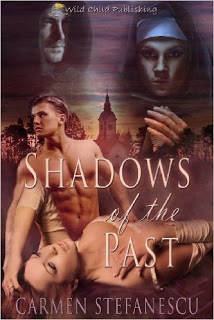 Shadows of the Past, by Carmen Stefanescu   #RomanticIdea