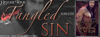 Tangled Sin, a Paranormal Romance by Georgia Lyn Huner