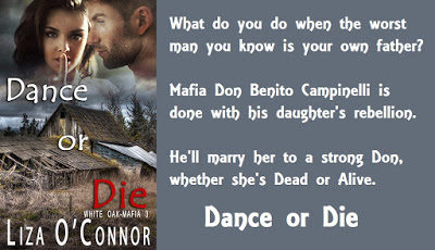 Dance or Die by Liza O'Connor  #RomanticComedy #ContemporaryRomance