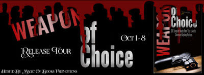 Book Tour: Weapon Of Choice – #Crime & #Mystery Box Set
