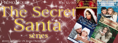 #USAToday #Bestseller Nikki Lynn Barrett's Secret #Santa series
