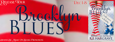 Brooklyn Blues, a #BDSM #Romance by R.E. Hargrave