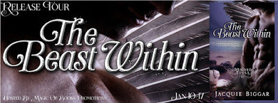 The Beast Within – a #RomanticThriller release tour