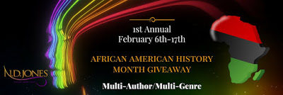 #African #American History Month #Giveaway