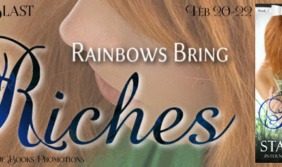 #ContemporaryRomance  Rainbows Bring Riches by Stacy Eaton