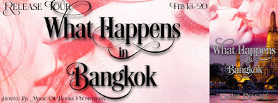 #ReleaseTour  What Happens in Bangkok by Daryl Devore  #contemporaryromance
