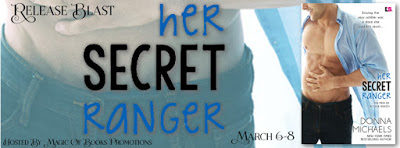 Her Secret Ranger by Donna Michaels Yee-Haw! #Contemporary #Romantic #Comedy