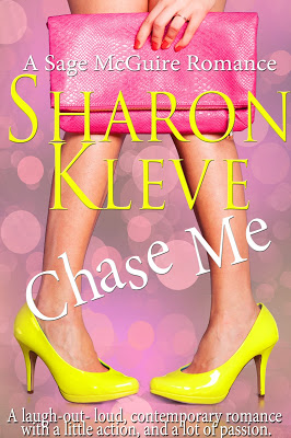 New Release by Sharon Kleve: Chase Me