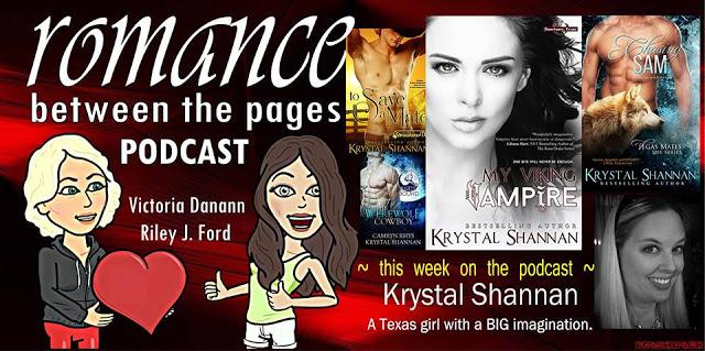 Krystal Shannan – Podcast style!