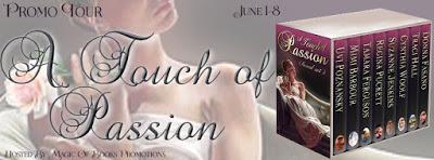 Boxed Set – Romance Bundle: A Touch of Passion